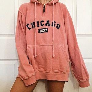 Vintage Chicago Hoodie